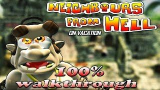 Neighbours From Hell 2 - ALL Episodes [100% walkthrough]
