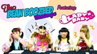 ★ THE BEAN BOOZLED CHALLENGE!! ★ | ft LADYBABY & KELSEY ELLISON | Abipop