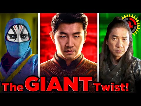 Film Theory The Giant MONSTER Hiding in Shang Chi Shang Chi Trailer
