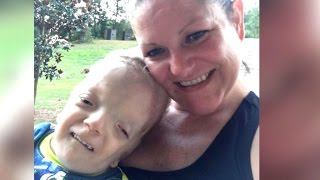 Mom fights back after disabled son made into meme