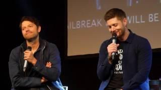 2016 JIB7 Jensen Misha panel Part 1