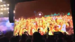 GUNS N ROSES live in Coachella 16 April 2016 Part 3