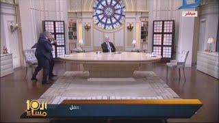 فضيحة - اشتباك شوبير و احمد الطيب بالايدي على الهواء !!!
