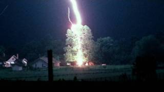 The Birth of a Lightning Bolt