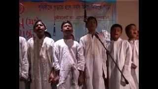 ful futy hysy boly Nat e Rasul, phulkuri Ashar. ফুলকুঁড়ি আসর এর পরিবেশনা