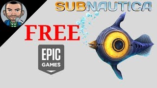 ❌ (ENDED) FREE Game - Subnautica (EPIC)