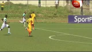 Ulinzi Stars beat Chemelil Sugar FC 1-0