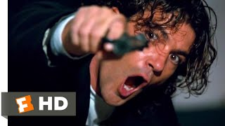 Assassins (1995) - Happy Birthday Shootout Scene (5/10) | Movieclips