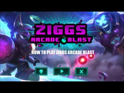 Xxx Mp4 How To Play Download Arcade Ziggs Blast New Minigame Made By Riotgames League Of Legends 3gp Sex