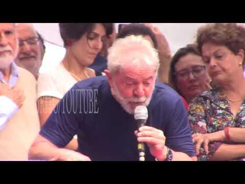 Lula Prisão No Sindicato. Discurso Inflamado!