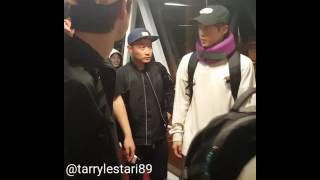 161120 Law of The Jungle crew arrived in Manado