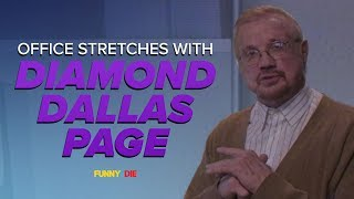Office Stretches with Diamond Dallas Page
