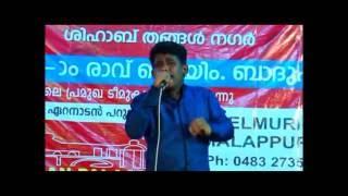 Pathinalam Ravu Badusha  ♥  Beatiful Songs At Irimbuzhi ♥🎤🎵🎶🎼