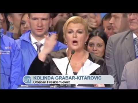 Xxx Mp4 Croatia Welcomes New President Kolinda Grabar Kitarovic Becomes Country S First Female Leader 3gp Sex