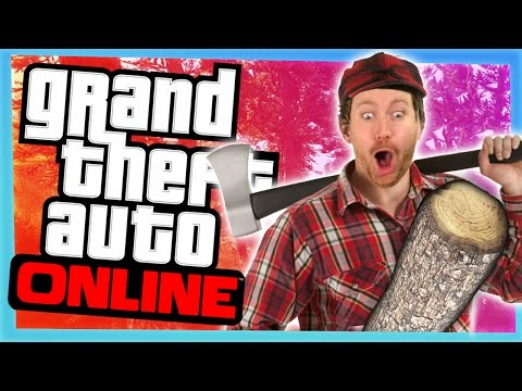 GOT WOOD? (GTA 5 Online Playlist)