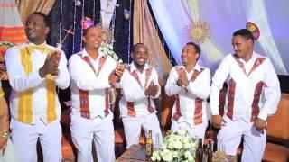Ethiopian Tigrigna wedding (Melsi) Dawit & Fana - 11-07-16