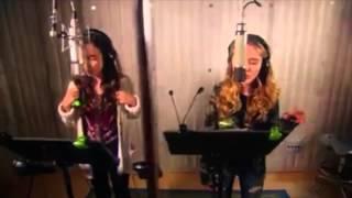 """Take On The World (""""Girl Meets World"""" Theme) - Sabrina Carpenter, Rowan Blanchard"""