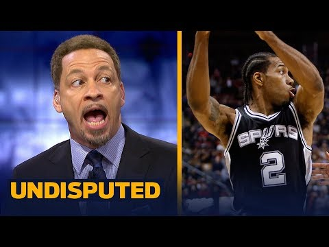 Xxx Mp4 Chris Broussard Reacts To The Spurs Trading Kawhi To The Raptors For DeRozan NBA UNDISPUTED 3gp Sex