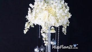 How To DIY Tutorial: Star Bright Wedding Centerpiece!