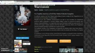 COMO VER LA PELICULA CIVIL WAR EN ESPAÑOL LATINO (FULL HD)