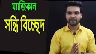 সন্ধির প্রকারভেদ ও বিসর্গ সন্ধি bangla grammar বাংলা গ্রামার||Saklain oddri