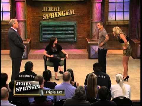 Triple Ex The Jerry Springer Show