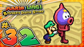 Mario and Luigi: Bowser's Inside Story - Part 32: THE THIRD SAGE!
