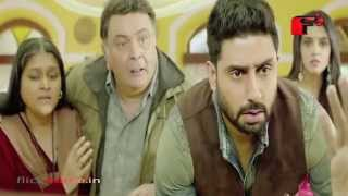 All Is Well Full Movie| Abhishek Bachchan, Rishi Kapoor, Asin, Supriya Pathak