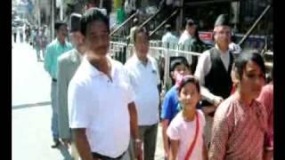 Fulpati_2011_Kalimpong_Samiran_Paul.3gp