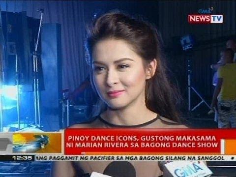 Xxx Mp4 Pinoy Dance Icons Gustong Makasama Ni Marian Rivera Sa Bagong Dance Show 3gp Sex