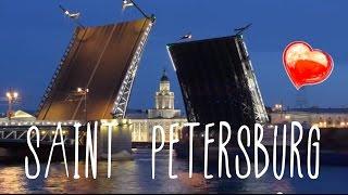 Go Russia: summer in Saint Petersburg 4K