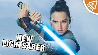 Who Will Wield a New Lightsaber in The Last Jedi? (Nerdist News w/ Jessica Chobot)