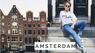 VLOG | Amsterdam 2016