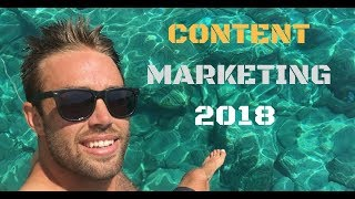 Content Marketing Strategy 2018 | Social Media & SEO