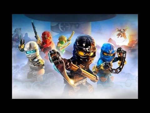 Lego NinjaGo Shadow of Ronin Complete Movie Lego Cartoons Movies for kids