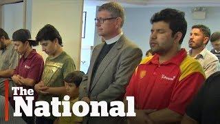 Ontario church offers prayer space to Muslim community