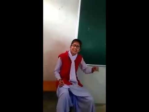 Isha Andotra Singing Ranjit Bawa's Awesome Song Sher Marna, Whatsapp Viral Video 2016