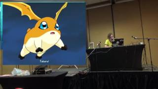 Digileted: Censorship in Digimon - Ramencon 2016