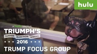 Trump Supporters React to Outrageous Campaign Ads • Triumph