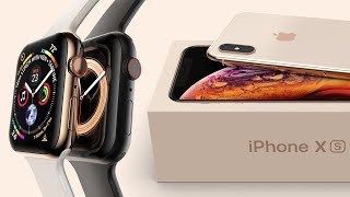 iPhone XS & Apple Watch 4 In Motion! HUGE Changes