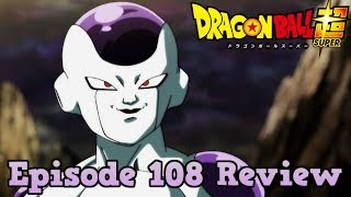 Dragon Ball Super Episode 108 Review: Frieza and Frost! Intersecting Evil Intentions