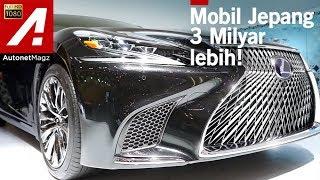 Lexus LS500h First Impression Review by AutonetMagz