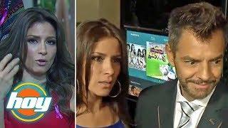 HOY | Alessandra Rosaldo cuenta cómo presenció la cachetada de Eduardo Yáñez a un reportero