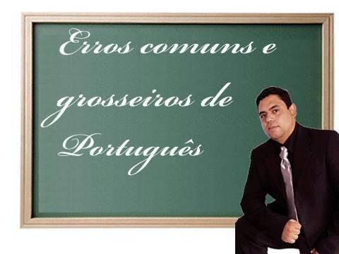 watch Português para concursos - Erros comuns e erros grosseiros