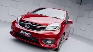 New Honda Brio; Drive 2 Excitement VP