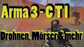 ArmA 3 - Capture the Island - CTI [German][HD+]