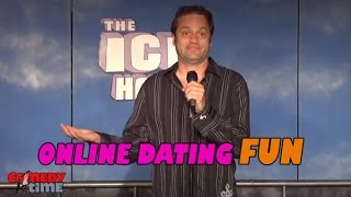 Online Dating Fun - Comedy Time