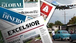 Agustín Carstens, alianza México-China y Air Force One