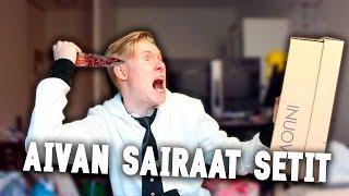 AIVAN SAIRAAT SETIT