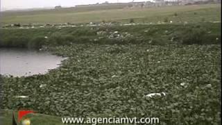 Encuentran flotando cadáver en el río Lerma